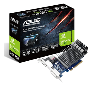 ASUS GT710 SL 2GD3 Graphics Card